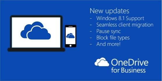 Új kliens a OneDrive szolgáltatásokhoz